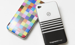 fragment design x Gizmobies iPhone 4 Covers