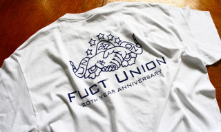 FUCT x Union 20th Anniversary T-Shirt