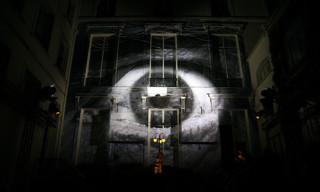 JR's Paris Exhibition Opens with Massive Attack Live Set