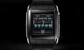 HD3 'Slyde' Watch