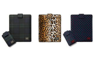 Head Porter Fall/Winter 2011 iPhone & iPad 2 Cases