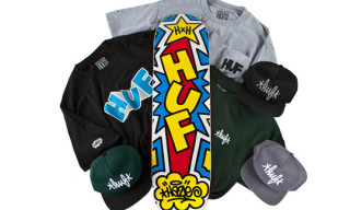 Huf x Haze Capsule Collection Holiday 2011