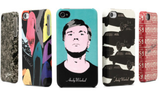 Incase introduces new Andy Warhol iPhone 4 Cases