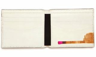 """Jack Spade """"Match Book"""" Wallet"""