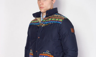 Jamieson's of Shetland for Penfield Fall/Winter 2011