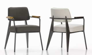Jean Prouvé by G-Star RAW Special Edition Chairs for Vitra