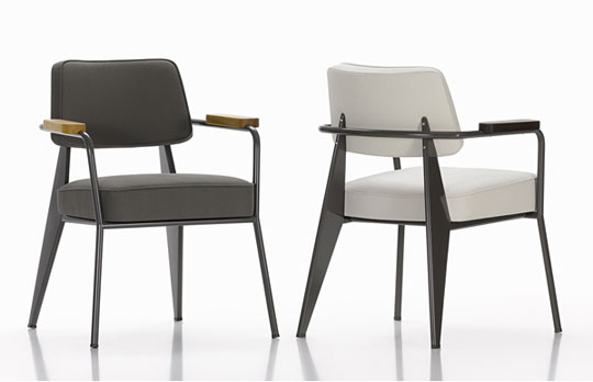 Jean prouv by g star raw special edition chairs for vitra for Special chair design