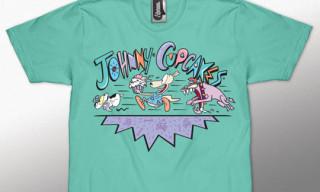 Johnny Cupcakes x Nickelodeon