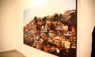 JR 'Encrages' Exhibition at Galerie Perrotin – Recap