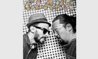 JR Meets Takashi Murakami for Clark Magazine 51
