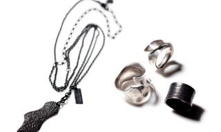 Julius x Garni Jewelry Collection