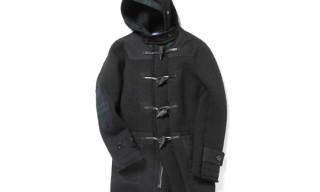 Junya Watanabe Man Mohair Duffle Coat