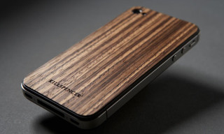 Killspencer Zebrawood iPhone 4 Veil