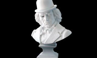 K.Olin x Kozik Porcelain Bust Ludwig Van