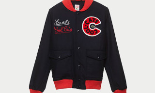 LACOSTE L!VE x Cool Cats Holiday 2011 Capsule Collection