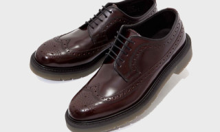 Mackdaddy x Loake Wingtip Brogue