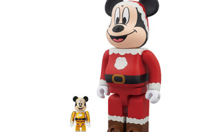 Medicom x Disney Bearbrick Series Christmas 2011