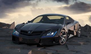 Mercedes-Benz SF1 Concept