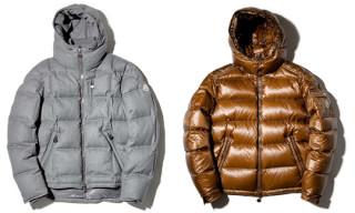 Moncler x Beams 35th Anniversary Jackets
