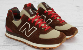 "New Balance Made in USA M574 ""Paul Bunyan"""