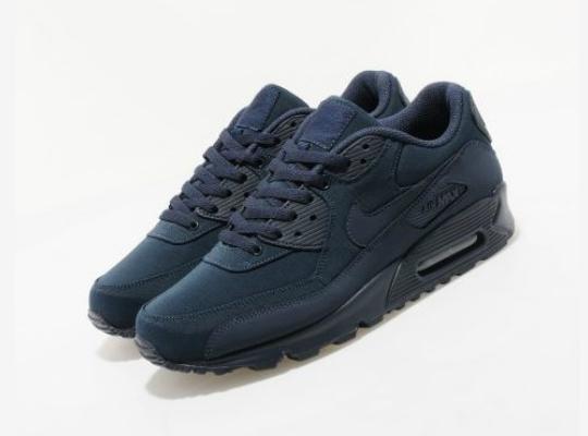 nike air max 90 dark blue