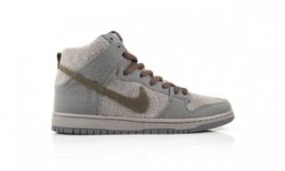 "Nike SB Dunk High ""Tauntaun"""