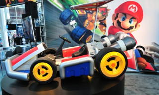 Nintendo x West Coast Customs Full-Size Mario Karts