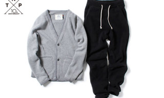 nonnative x Reigning Champ Polartec Thermal Pro Pants & Cardigan