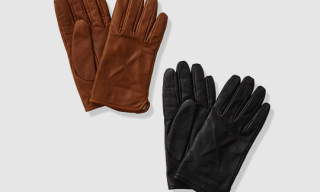Original Fake Leather Gloves