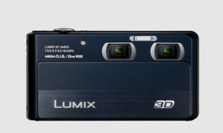 Panasonic Lumix 3D1 – 3D Photo and Video Camera