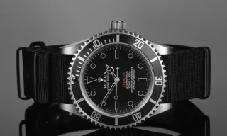 Project X Designs Stealth MK I Rolex Submariner