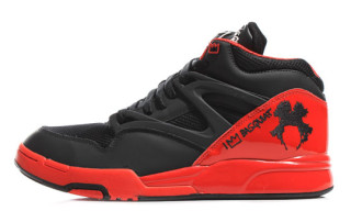 Reebok x Basquiat Omni Pump Lite Holiday 2011