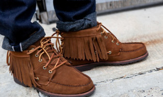 Ronnie Fieg for Sebago 'Iroquois' Boot