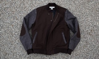 Ronnie Fieg x Shades of Grey by Micah Cohen Baseball Jacket