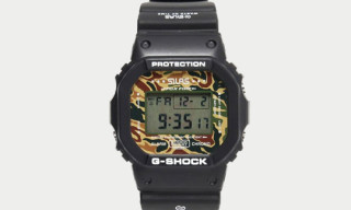 Silas x G-Shock DW-5600 Christmas Special