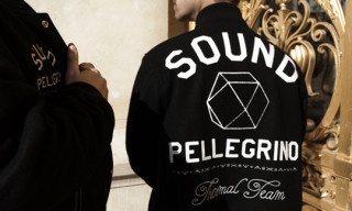 Sound Pellegrino x PHENOMENON Capsule Collection
