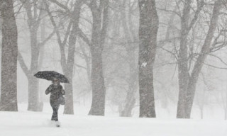 Streetorialist Lesson 4: Snowblown