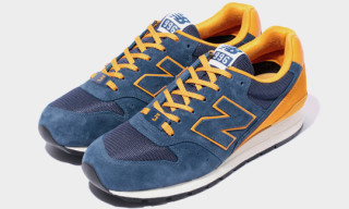 Stussy x Mad Hectic x Undefeated New Balance CM996