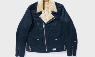 Swagger x Dickies Twill Boa Riders Jacket