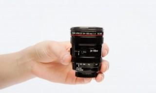 The Canon Shot Glass Lens Set