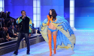 Kanye West and Jay-Z Perform at the 2011 Victoria Secret Fashion Show