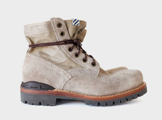 Visvim Boots