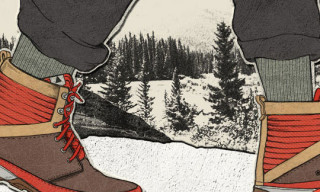 Volta Strada Boots 'Weekend Notes' – An Illustrated Story