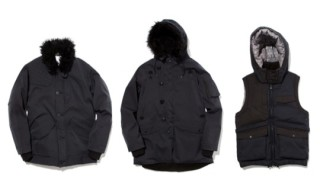 White Mountaineering Fall/Winter 2011 Outerwear