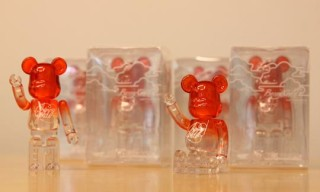 Benny Gold x Medicom Toy 'SF Fog Series' Bearbrick