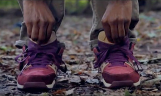 "Video: Extra Butter x Reebok ""AHCHOO"" Pump AXT"