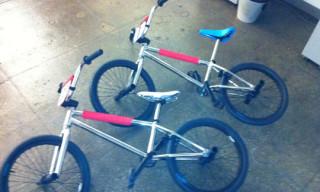 Win a Holy Ghost! BMX Bike from Highsnobiety