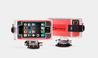 Optrix HD Sport Camera Mount iPhone Case