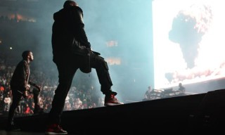 JAK & JIL Shoots Kanye and Jay-Z at Watch the Throne