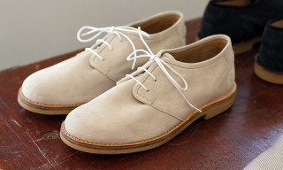 Adam Kimmel Suede Lace-Up Shoes Spring/Summer 2012